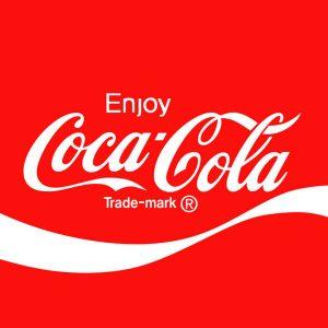 לוגו מיתוג קוקה קולה