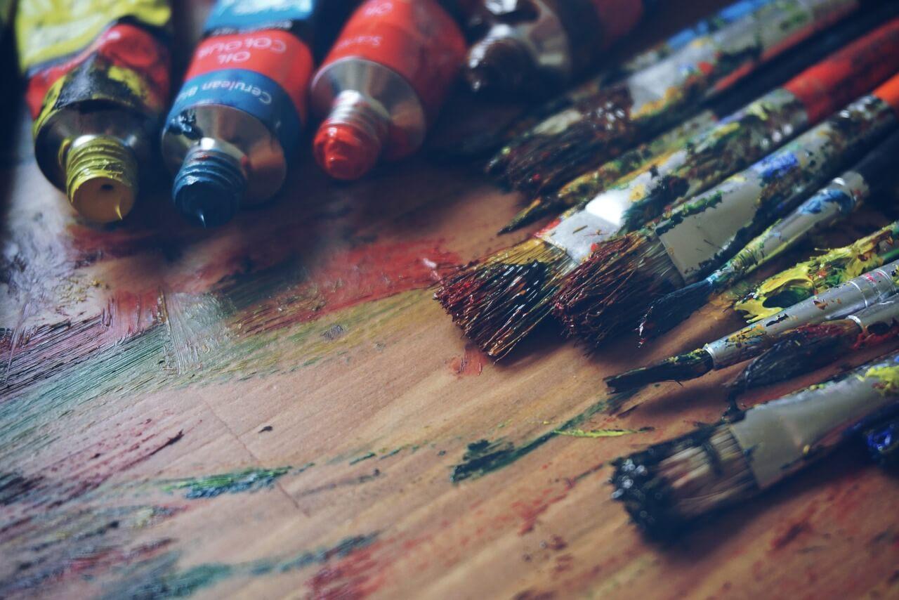 טכניקות ציור באמנות