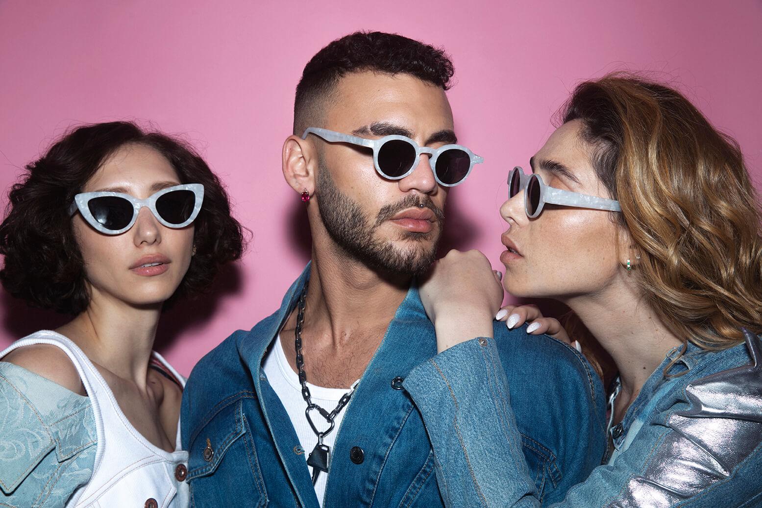 איך לבחור משקפיים בקיץ ?